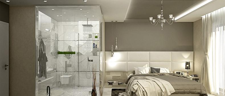 Баня / Спалня